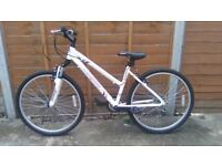 Mongoose switch back ladies mtb small frame