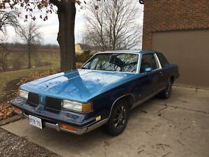 88 olds cutlass supreme