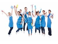 CLEANERS WANTED YOU CHOOSE DAYS AND HOURS YOU WORK