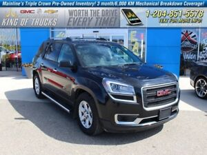 2014 GMC Acadia SLE-2 | AWD | 7 Pass | Intellilink  - $220.02 B/