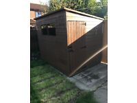 Garden shed 6ft by 8ft