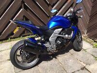 Kawasaki Z750 2009 L9F 09 59 z 750