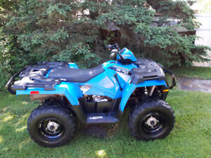 2016 polaris sportman 570 with 4.5 years warranty POWER STEERING