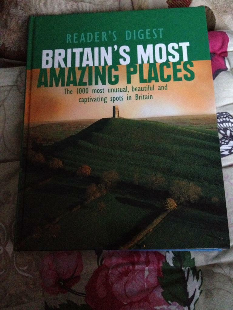 READERS DIGEST BRITAINS MOST AMAZING PLACESin Elgin, MorayGumtree - Can be collected from Burghead , elgin, Kinloss and Inverness . Many hours of reading, good condition