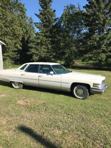 Perfect Condition 1975 Cadillac