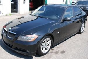 BMW 3 Series 4dr Sdn 328xi AWD 2008