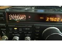 Yaesu ft 890 hf transceiver widebanded