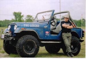 1982 Jeep CJ 5 Off Road