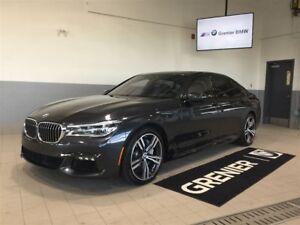 2017 BMW 7 Series Li xDrive executif pack, M pack, lounge pack