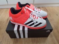 NEW Adidas Powerlift 3 Size 8 Weight Lifting Squat Shoes