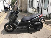 Yamaha xmax250 2016 gray like new