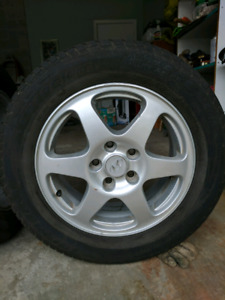 4Tires With Rimss