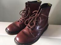 Made in England Dr Martens