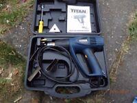 Titan Heat Gun 2000W