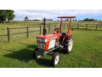 Yanmar YM1500 Compact Tractor