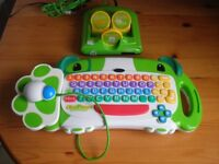 LeapFrog ClickStart My First Computer (Green)