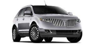 2011 Lincoln MKX BASE