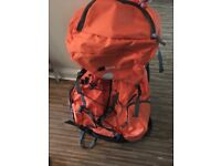 50L hiking/camping rucksack for sale