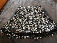 Urban Outfitters Skater Skirt