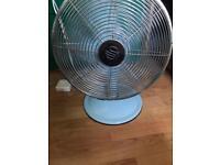 FAN- Swan Desk Fan