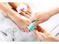 Thai foot massage and Intense pedicure