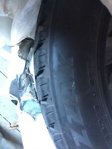 3 winter tires for sale 185 55 R16
