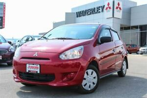 2015 Mitsubishi Mirage ES *Auto/ LowKM*$89b/w All In! PW/ PM/