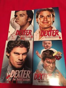 Dexter Seasons 1-4