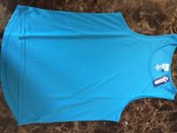 Men's fitness lightweight vest medium