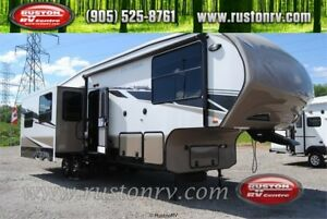 2013 Cruiser CF34SS13 Fifth Wheel