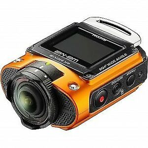 Ricoh WG-M2 Action Camera 4k Underwater