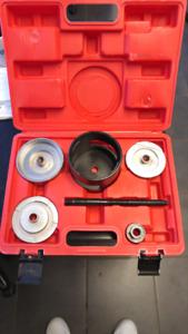 BMW X 5.  and Mini rear sub frame bushing removal tool