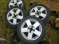 Ford fiesta wheels