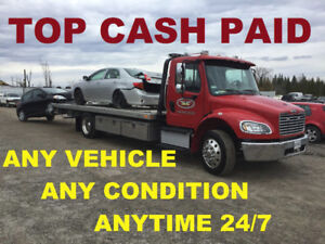 Scrap It ◆ For Ca$h - Top Prices Paid For Vehicles!