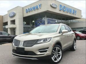 2015 Lincoln MKC AWD   ONLY 41000 KM's   LOADED  