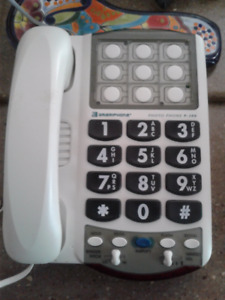 Large Button Photo Phone.
