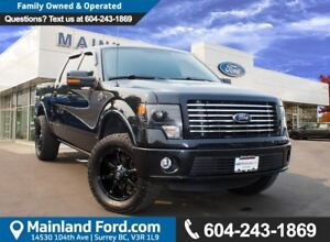 2012 Ford F-150 Harley-Davidson LOW KMS, LOCAL