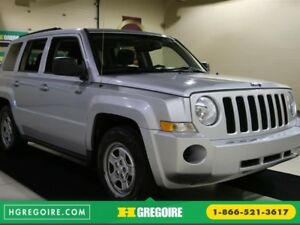 2010 Jeep Patriot NORTH EDITION AUTO A/C BAS KILO