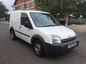 Ford transit connect 2004 swb T220 white