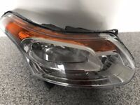 Citroen C3 picasso driver side head light