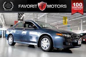 2008 Acura TSX LTHR | SUNROOF | HEATED SEATS | BLUETOOTH