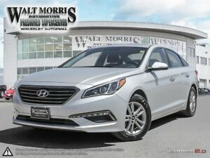 2017 HYUNDAI SONATA GLS: LOCALLY OWNED, ONE OWNER VEHICLE