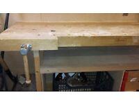 Sjoberg Workbench £115- selling on Axminster Tools for £465.00