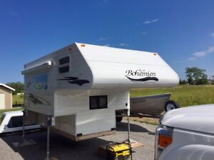 Slide-In / Truck Camper - GREAT CONDITION