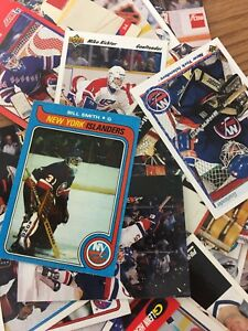 200+ GOALIES ONLY HOCKEY CARDS
