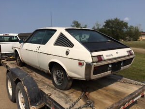 Renault 17 for parts or whole