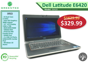 Great Back to School Deals on Refurbished Laptops