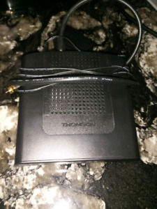 Cable modem. THOMSON DCM476