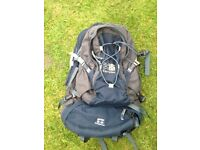 Karrimor Travel Backpack with travel accessories