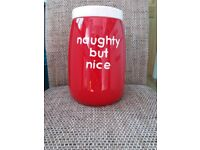 Next Sweet jar / Biscuit barrell